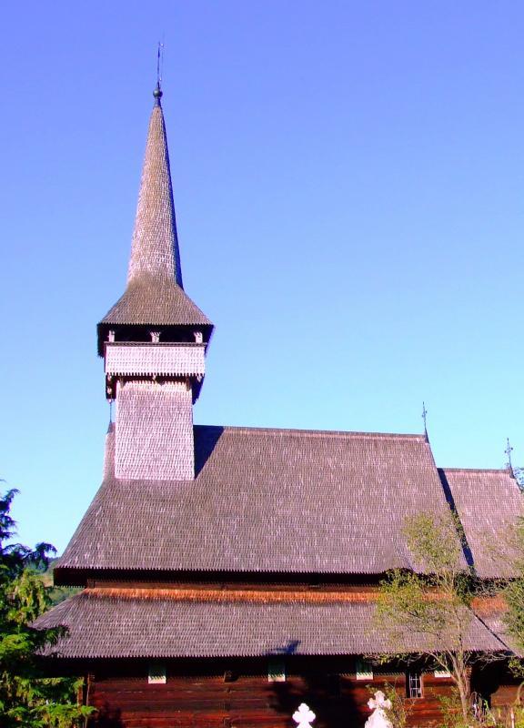 Biserica din Poienile Izei