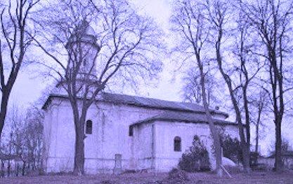 Biserica armeneasca din Botosani