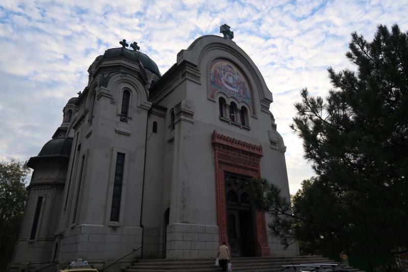 Madona Dudu Church