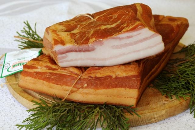 Smoked bacon ''TATARAN''
