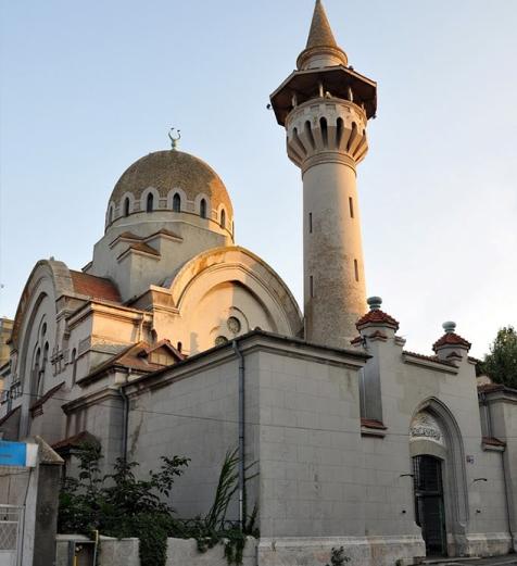 The Carol I Mosque