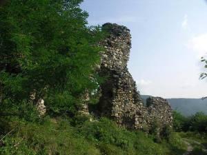 Lotrioarei Fortress