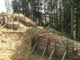 The Legends of Treasures Hidden in the Mountain