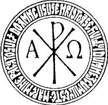 Monograma lui Isus Cristos